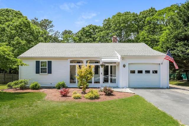 77 Thoreau Drive, Centerville, MA 02632 (MLS #22103290) :: Cape Cod and Islands Beach Properties