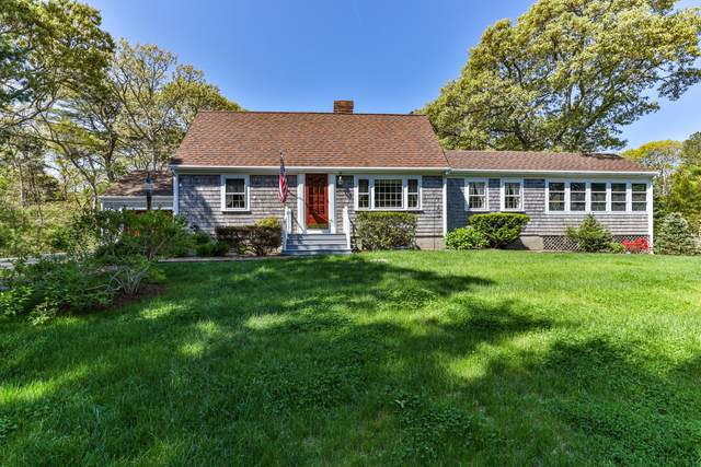18 Evelyns Drive, Harwich, MA 02645 (MLS #22103305) :: EXIT Cape Realty