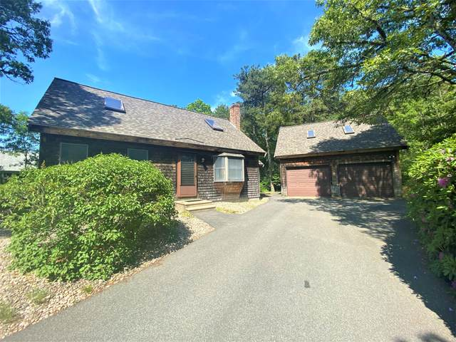 43 Woodward Road, Brewster, MA 02631 (MLS #22103339) :: EXIT Cape Realty