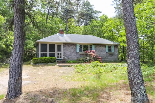 117 Bucks Creek Road, Chatham, MA 02633 (MLS #22103355) :: EXIT Cape Realty