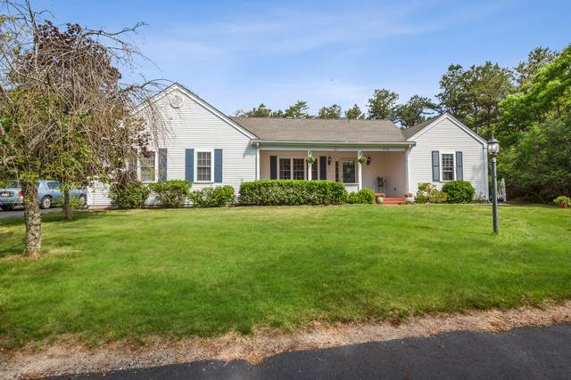 516 Old Barnstable Road, East Falmouth, MA 02536 (MLS #22103389) :: Cape Cod and Islands Beach Properties