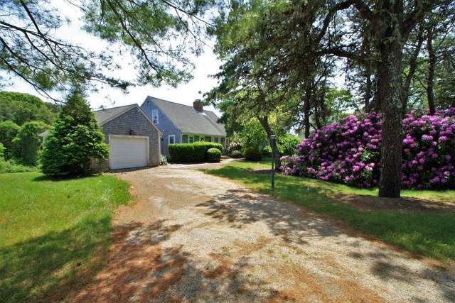 115 George Ryder Road, Chatham, MA 02633 (MLS #22103400) :: Leighton Realty