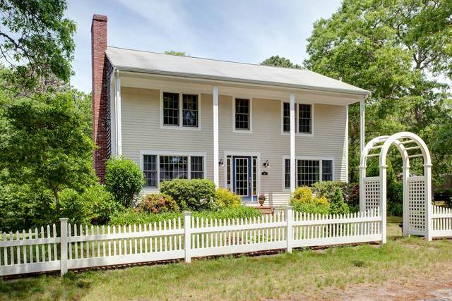 64 Bettys Path, West Yarmouth, MA 02673 (MLS #22103411) :: Kinlin Grover Real Estate