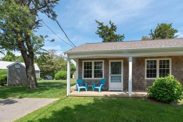 170 Beach Road 2A, Orleans, MA 02653 (MLS #22103439) :: Leighton Realty