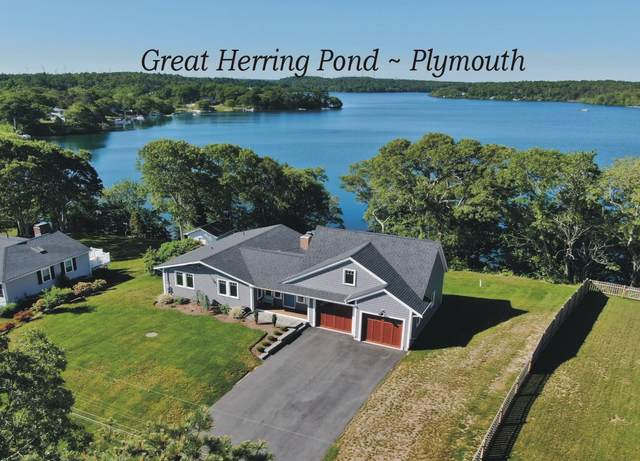 22 Eagle Hill Drive, Plymouth, MA 02360 (MLS #22103440) :: Cape Cod and Islands Beach Properties