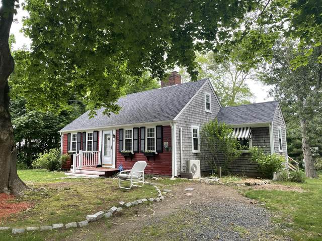 17 Childs Homestead Road, Orleans, MA 02653 (MLS #22103451) :: EXIT Cape Realty