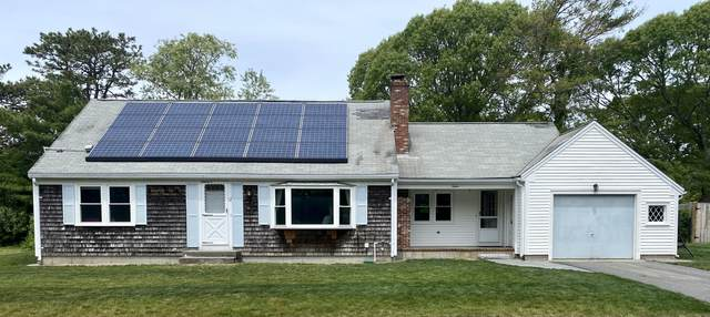12 Canvasback Lane, West Yarmouth, MA 02673 (MLS #22103458) :: Leighton Realty