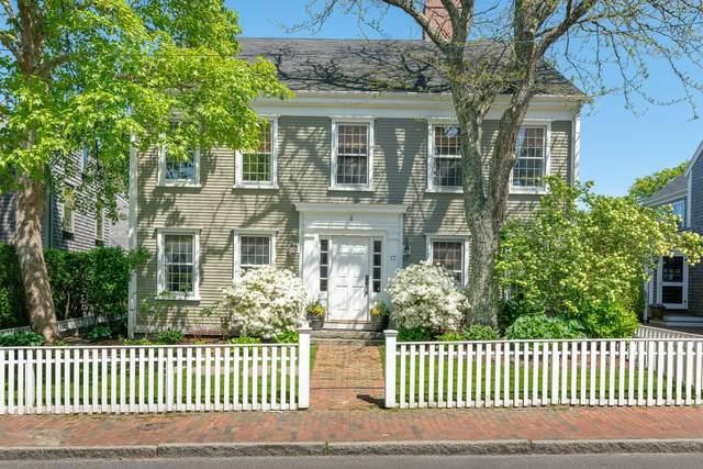 17 Gardner Street, Nantucket, MA 02554 (MLS #22103462) :: Cape Cod and Islands Beach Properties