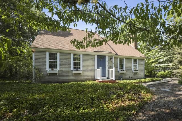 30 Bog Pond Road, Brewster, MA 02631 (MLS #22103464) :: Leighton Realty
