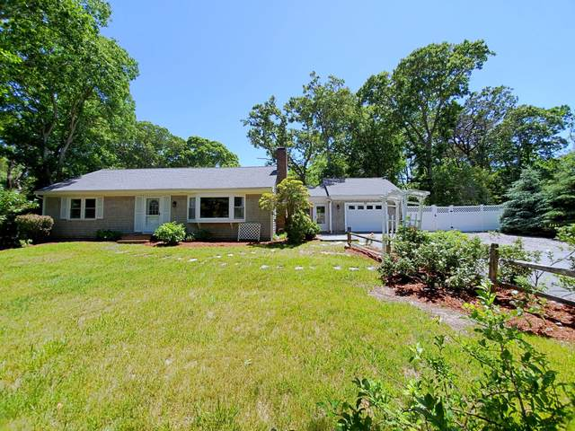 72 Nickerson Road, Orleans, MA 02653 (MLS #22103466) :: EXIT Cape Realty