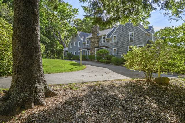 40 Marvin Circle, Falmouth, MA 02540 (MLS #22103472) :: EXIT Cape Realty