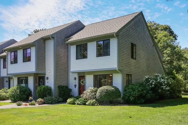 36 Chestnut Circle #36, Brewster, MA 02631 (MLS #22103475) :: Leighton Realty