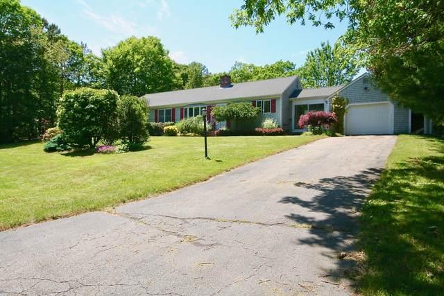 48 Clubhouse Drive, Pocasset, MA 02559 (MLS #22103496) :: Rand Atlantic, Inc.