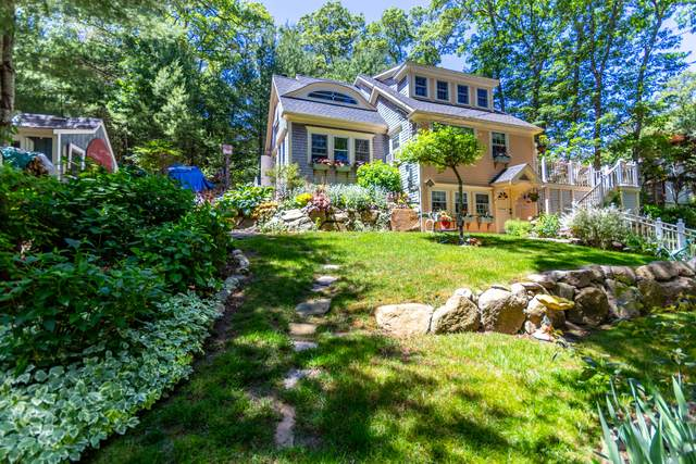 328 John Parker Road, East Falmouth, MA 02536 (MLS #22103513) :: Leighton Realty
