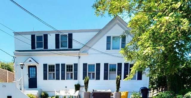 26 Pleasant Street U1, Provincetown, MA 02657 (MLS #22103518) :: Leighton Realty