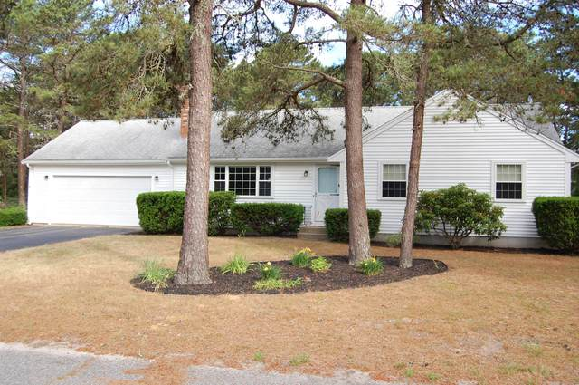 23 Poinsettia Drive, South Yarmouth, MA 02664 (MLS #22103556) :: Kinlin Grover Real Estate