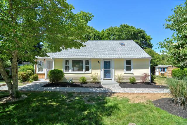 55 Boxwood Circle, Falmouth, MA 02540 (MLS #22103616) :: Rand Atlantic, Inc.