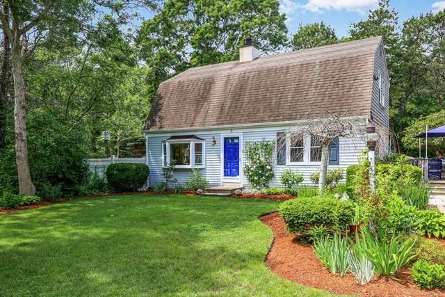 5 Jester Drive, Sandwich, MA 02563 (MLS #22103631) :: Kinlin Grover Real Estate
