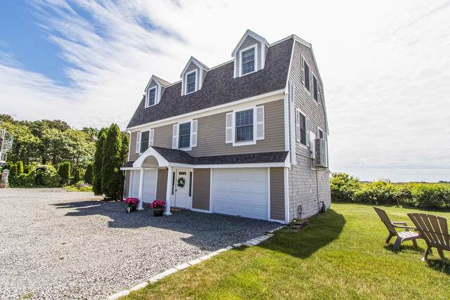 80 Mattakese Road #6, West Yarmouth, MA 02673 (MLS #22103634) :: Kinlin Grover Real Estate