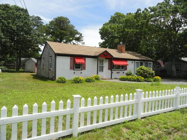 24 Pine Grove Road, South Yarmouth, MA 02664 (MLS #22103649) :: Kinlin Grover Real Estate