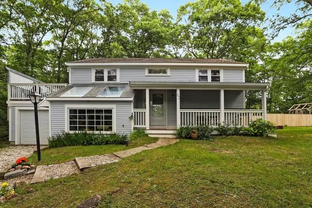 62 Long Hill Road, Cataumet, MA 02534 (MLS #22103653) :: Kinlin Grover Real Estate