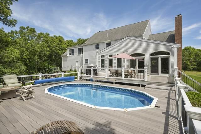 4 Brigantine Passage Drive, Buzzards Bay, MA 02532 (MLS #22103658) :: Kinlin Grover Real Estate