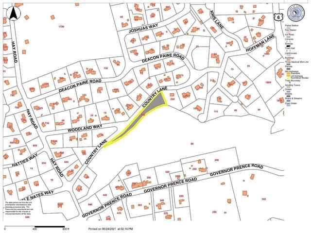 180 Country Ln Lane, Eastham, MA 02642 (MLS #22103672) :: Leighton Realty