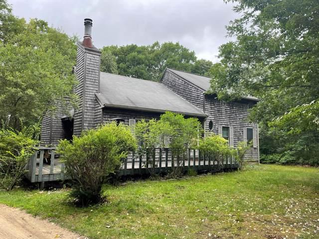 46 Farm Pond Road, Oak Bluffs, MA 02557 (MLS #22103890) :: Rand Atlantic, Inc.