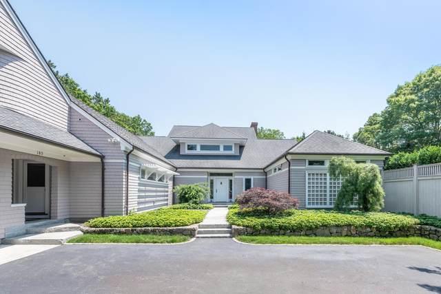 185 Willowbend Drive, Mashpee, MA 02649 (MLS #22104034) :: Rand Atlantic, Inc.