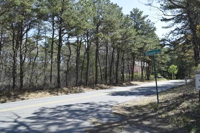 82 Sampsons Mill Road, Mashpee, MA 02649 (MLS #22104040) :: Rand Atlantic, Inc.