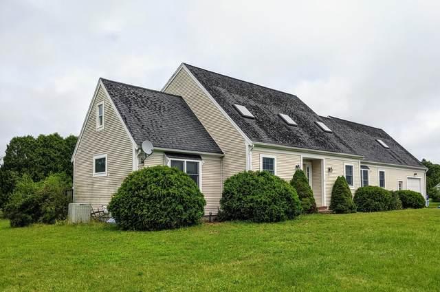 11 Knoll Top Road, Sandwich, MA 02563 (MLS #22104110) :: Kinlin Grover Real Estate