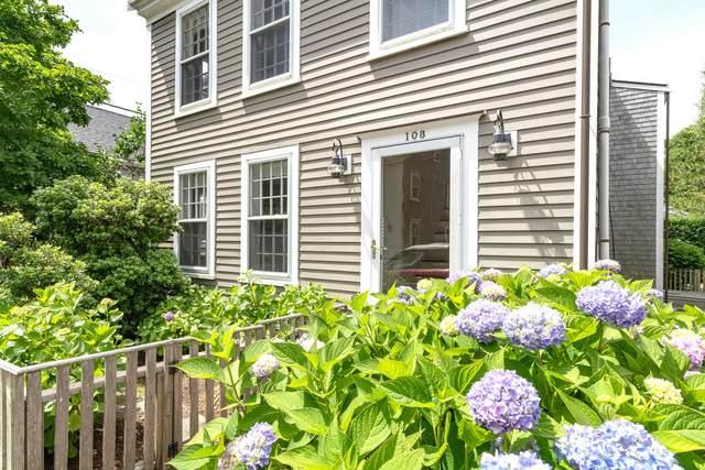 103 Orange Street A, Nantucket, MA 02554 (MLS #22104172) :: Rand Atlantic, Inc.