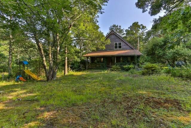 92 John Ewer Road, Sandwich, MA 02563 (MLS #22104182) :: Kinlin Grover Real Estate