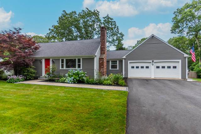 222 Quaker Meeting House Road, Sandwich, MA 02563 (MLS #22104210) :: Kinlin Grover Real Estate