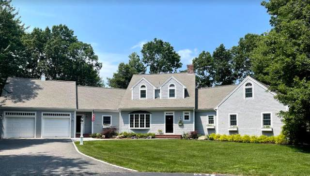 6 Holly Berry Drive, Sandwich, MA 02563 (MLS #22104219) :: Kinlin Grover Real Estate