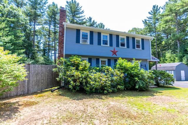 13 Dinah's Way, Wareham, MA 02571 (MLS #22104220) :: Kinlin Grover Real Estate