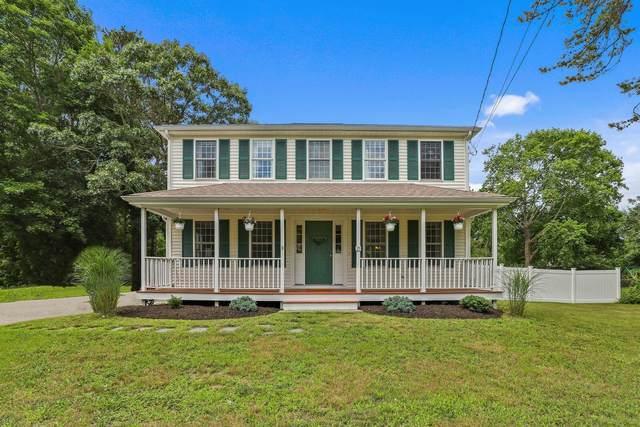 25 Tamarack Road, Plymouth, MA 02360 (MLS #22104271) :: Kinlin Grover Real Estate