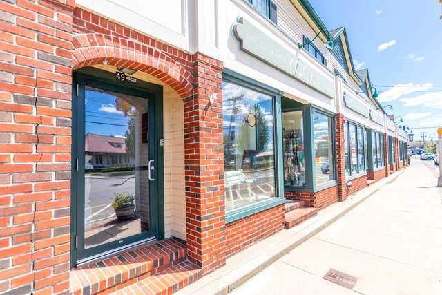 49 Main Street C, Bourne, MA 02532 (MLS #22104286) :: Leighton Realty