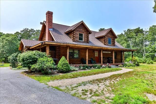 27 Old Chatham Road, Brewster, MA 02631 (MLS #22104294) :: Rand Atlantic, Inc.
