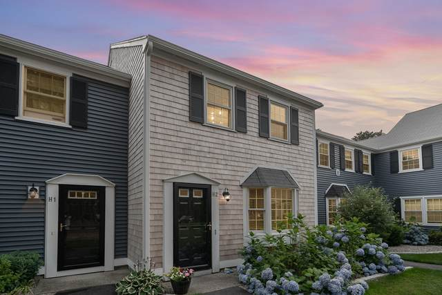 248 Camp Street H2, West Yarmouth, MA 02673 (MLS #22104306) :: Kinlin Grover Real Estate