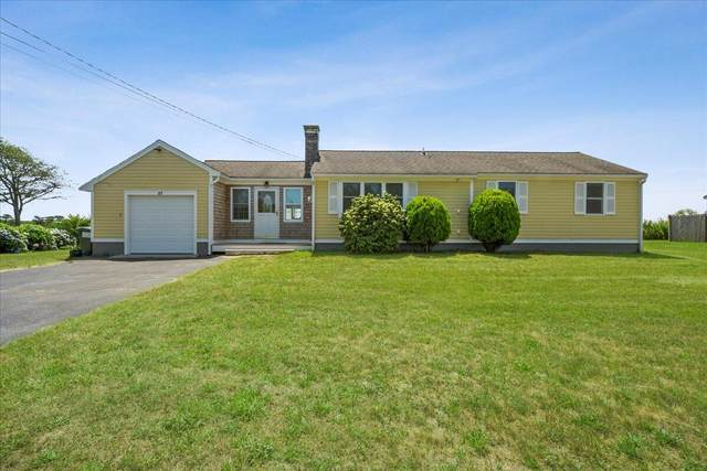 27 Pawnee Road, West Yarmouth, MA 02673 (MLS #22104374) :: EXIT Cape Realty