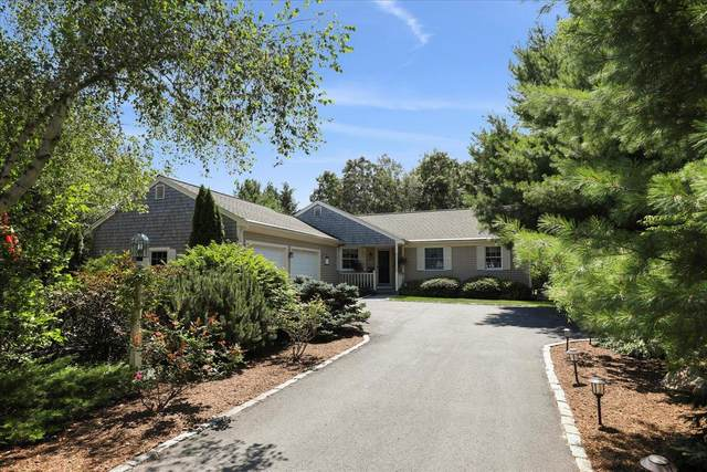 34 Sand Pointe Shores Drive, East Falmouth, MA 02536 (MLS #22104430) :: Leighton Realty