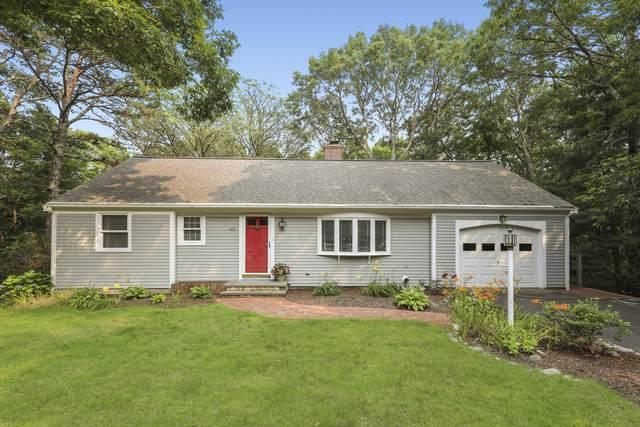 147 Lake Shore Drive, Marstons Mills, MA 02648 (MLS #22104440) :: Rand Atlantic, Inc.