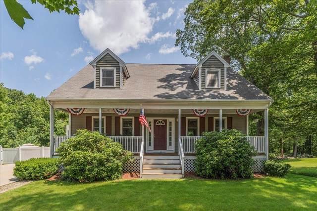 42 Mayflower Circle, Whitman, MA 02382 (MLS #22104459) :: Leighton Realty