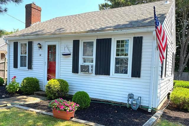 38 Cranberry Lane, Dennis Port, MA 02639 (MLS #22104466) :: Rand Atlantic, Inc.