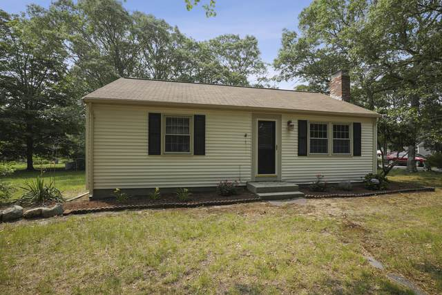 14 Clear Brook Rd, West Yarmouth, MA 02673 (MLS #22104467) :: Leighton Realty