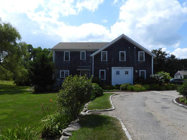 606 W Falmouth Highway #7, West Falmouth, MA 02540 (MLS #22104570) :: Leighton Realty