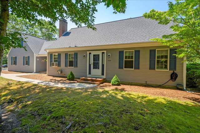 1454 Long Pond Road, Brewster, MA 02631 (MLS #22104589) :: Leighton Realty