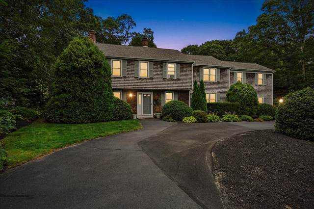 19 Ambleside Drive, West Falmouth, MA 02540 (MLS #22104656) :: Leighton Realty