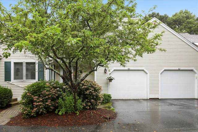 60 Pine Hill Boulevard, Mashpee, MA 02649 (MLS #22104685) :: Cape & Islands Realty Advisors